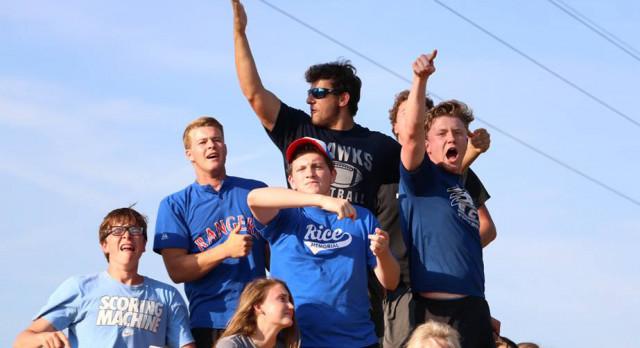 GCS Baseball Fans