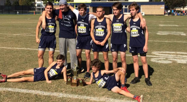 Congratulations to our Boys Cross Country