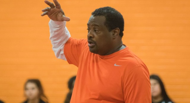 Coach profile: Wrestling coach Sammie Williams
