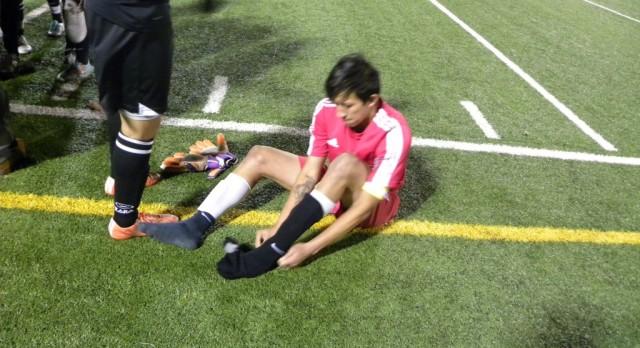 Student profile: Soccer goalie Jonathan Vences