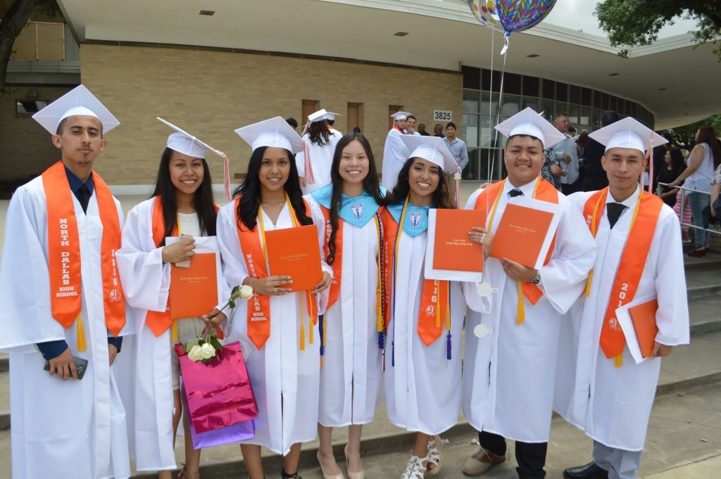 Bulldogs News · Jun 9 North Dallas HS Graduation: A 5 Part Photo Essay