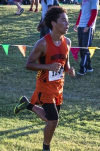 Jose Rodriguez was the top boys runner last season.
