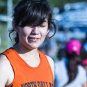 ND cross country teams at Molina meet