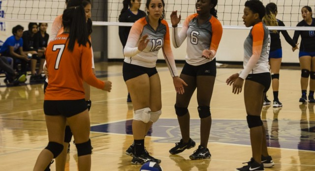 North Dallas student profile: Volleyball's Guri Huerta
