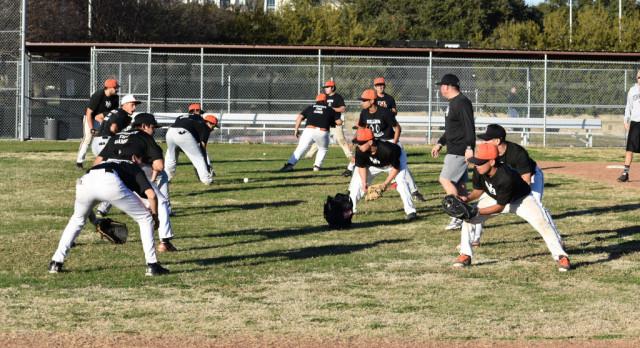 Pitchers lead the North Dallas baseball attack