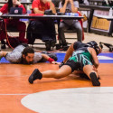 North Dallas wrestlers compete (Photos by Ray Salinas)