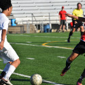 ND boys soccer vs. Woodrow