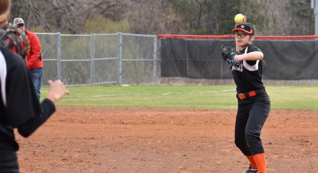 North Dallas student profile: Softball's Kathy Nguyen