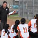 ND girls softball team vs. Woodrow
