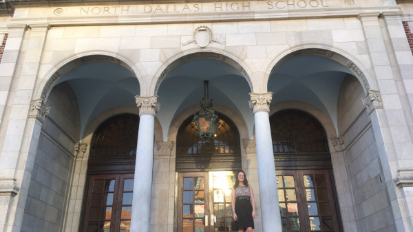 North Dallas High Principal Katherine Eska wants students to make every day counts.