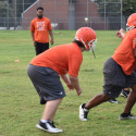 Bulldogs begin fall workouts