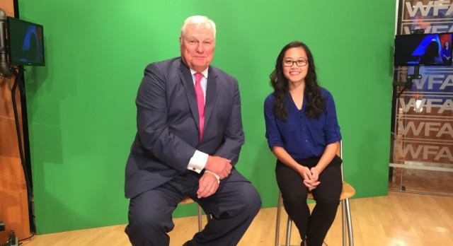 North Dallas senior Kathy Nguyen to appear on 'Scholar Athlete' segment Sunday