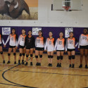 ND girls volleyball vs. Sunset — 10/6