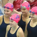 Girls Swim 2013