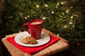 Cookies and Cocoa with Santa!
