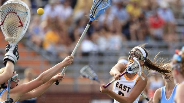 East Grand Rapids girls lacrosse team looks to extend streak against in-state competition
