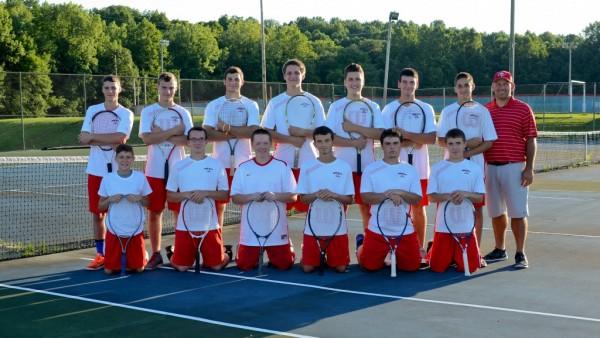 Tennis-Boys Team