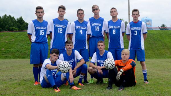 Soccer Boys Seniors
