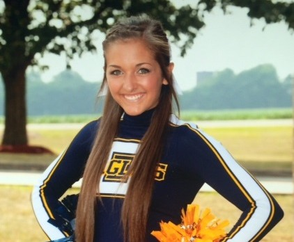 Kennedy Drago Named to the All State Cheer Squad