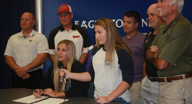 Emily Thompson Signs With Taylor University Softball
