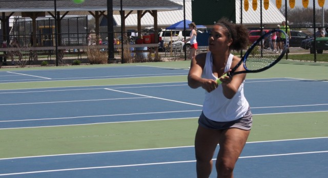 Delta to Face Marion for Girls' Regional Tennis Title