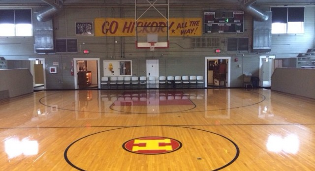New information on the boys basketball game at Hoosier Gym!