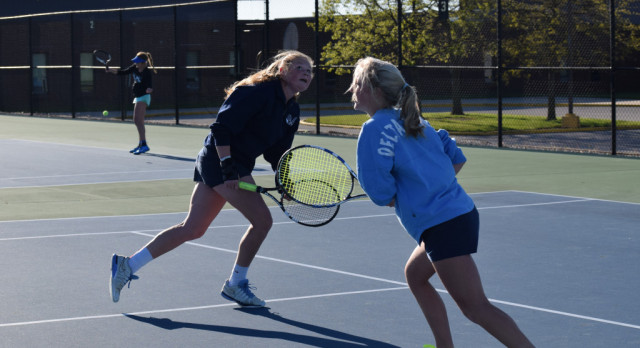 Tennis Program Gains 100th Straight Conference Victory