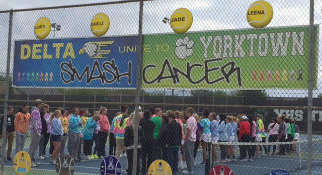 SmashCancer Tennis Match Raises Over $5,000 for Local Beneficiaries