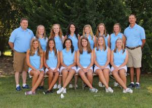 17 Girls Golf