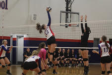 South Spencer High School Girls Varsity Volleyball beat Pike Central High School 3-0