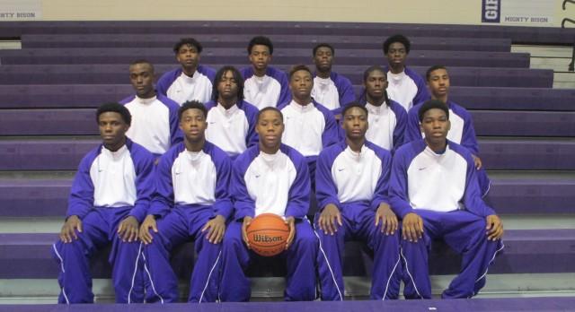Parker Varsity Basketball