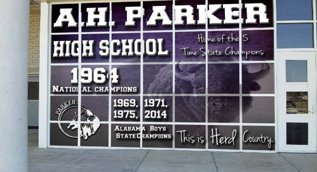 A.H. Parker High School Athletics
