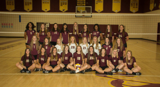 Lady Trojans Volleyball to face Trinity Christian in the First Round of WPIAL Playoffs Wednesday October 25, 2017 at Frazier HS