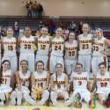 Girls Basketball vs. Carmichaels 1-9-17
