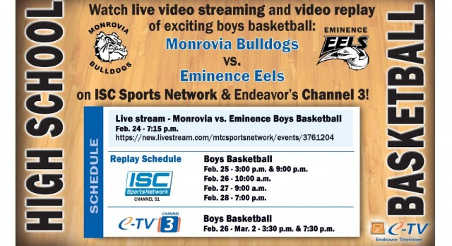 Eminence vs Monrovia