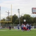 Varsity Football vs McCallum 10-31-15