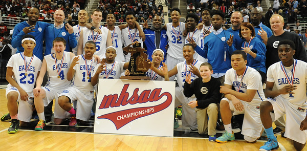 Southfield Christian beats Lenawee Christian 63-61 for 3rd Straight State Title