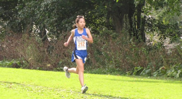 Southfield Christian High School Girls Varsity Cross Country finishes 11th place