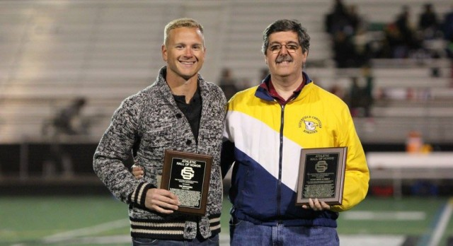 2015 Athletic Hall of Honor Candidates Inducted