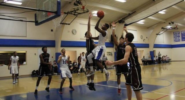 Southfield Christian High School Boys Varsity Basketball beat Franklin Road Christian High School 88-49