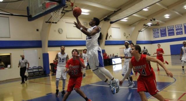 Southfield Christian High School Boys Varsity Basketball beat University Liggett High School 71-37