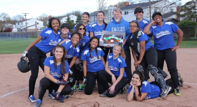 Eagles beat Plymouth Christian 15-0 for Coach Brown's 600th Win