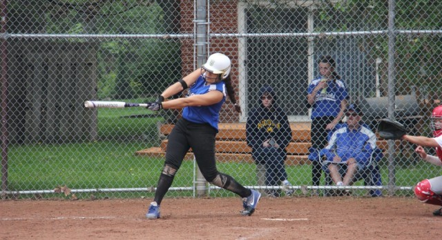 Eagle Softball Player Earns All State Honors