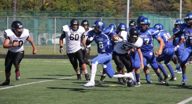Southfield Christian High School Varsity Football falls to Lutheran High School – Westland 31-24