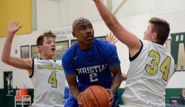 Southfield Christian High School Boys Varsity Basketball beat Oakland Christian High School 82-62