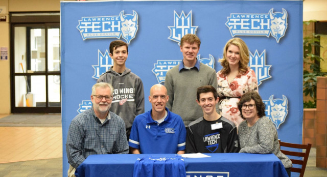Eagle Signs to Run Cross Country at Lawrence Tech