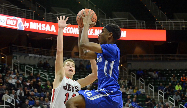 Boys Basketball Loses Thriller to Powers North Central in Double OT 84-83 in State Semifinal