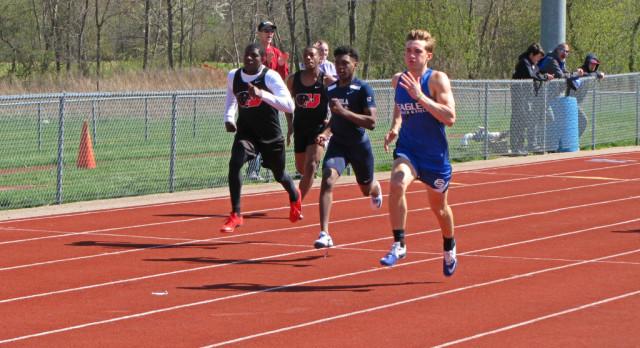 Southfield Christian High School Boys Varsity Track finishes 3rd place