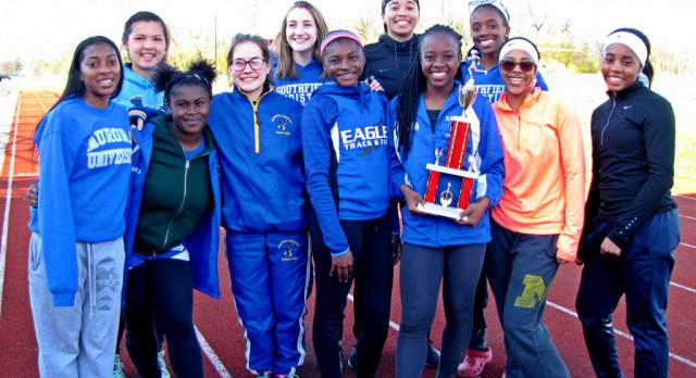 Girls Varsity Track Wins Whitmore Lake Invitational