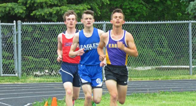 Southfield Christian High School Boys Varsity Track finishes 2nd place
